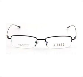 yc(亿超)眼镜架S163 C16黑