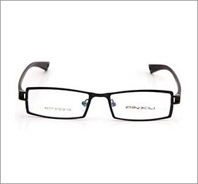 品秀眼镜架K2177 黑