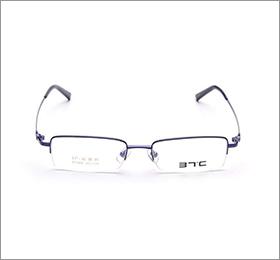 37℃眼镜架7508 C13蓝